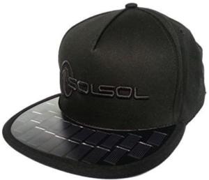 image showing solar cap