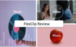 FlexClip Video Editor Review