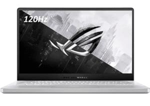 Screenshot of Asus ROG Zephyrus G Laptop