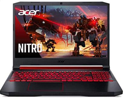 image of Acer Nitro laptop