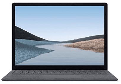 image showing surface laptop