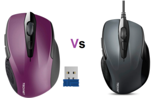 wireless mouse vs wired